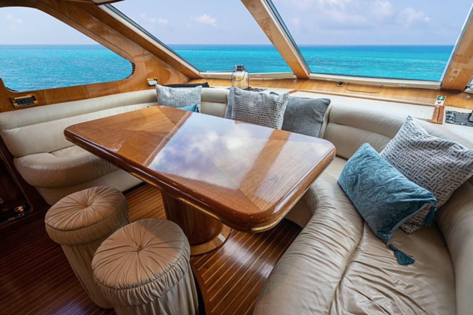 2001 Horizon 82' Flybridge Motor Yacht LADY BULL | Picture 8 of 88