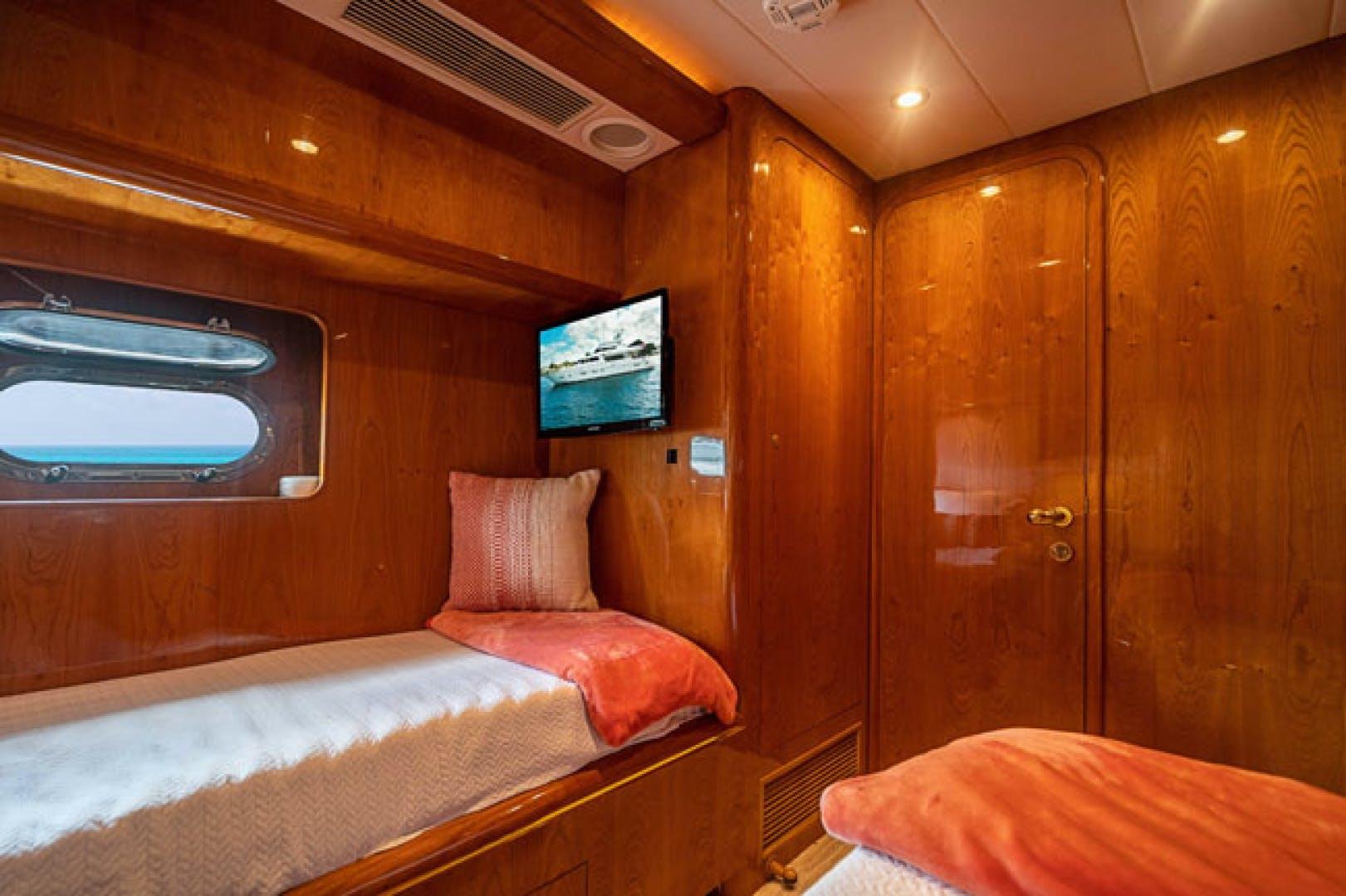 2001 Horizon 82' Flybridge Motor Yacht LADY BULL   Picture 3 of 88