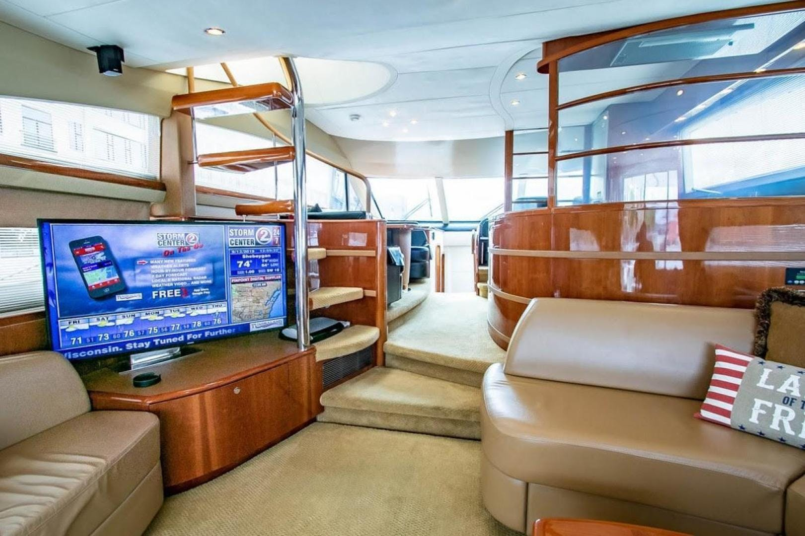 2006 Princess 67' 67 Flybridge GINA MARIE | Picture 1 of 51
