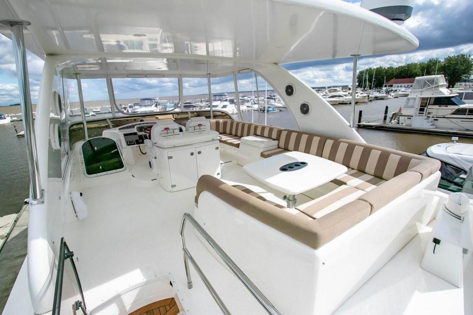 2006 Princess 67' 67 Flybridge GINA MARIE | Picture 2 of 51