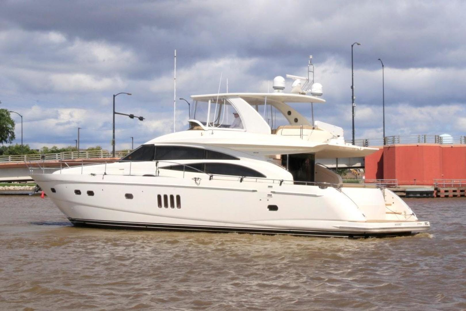 2006 Princess 67' 67 Flybridge GINA MARIE | Picture 4 of 51