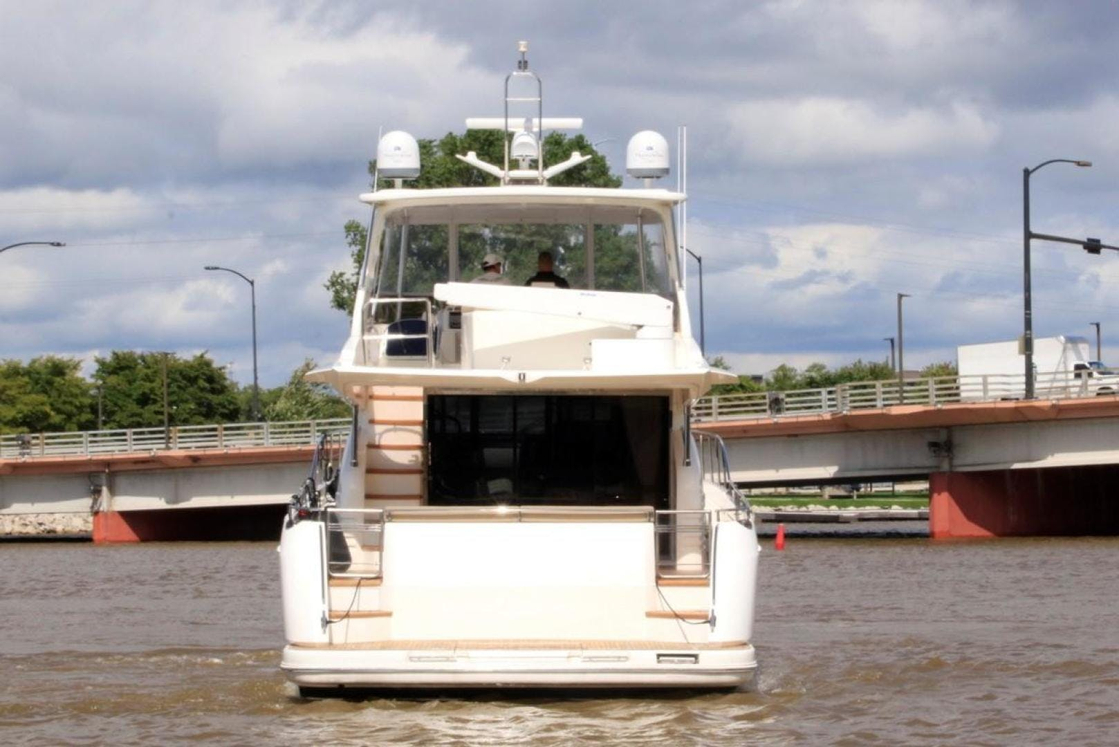2006 Princess 67' 67 Flybridge GINA MARIE | Picture 3 of 51