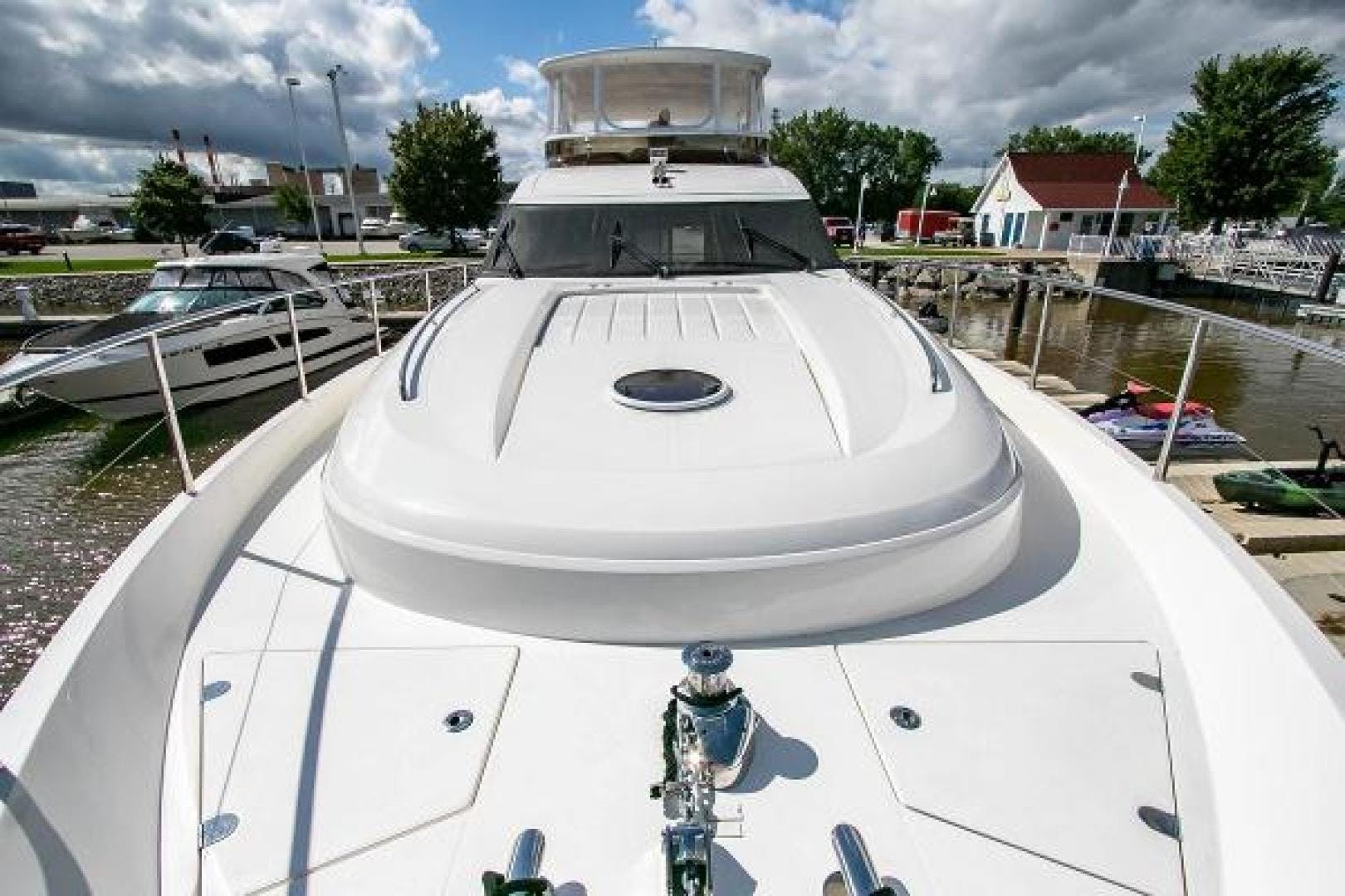 2006 Princess 67' 67 Flybridge GINA MARIE   Picture 2 of 103