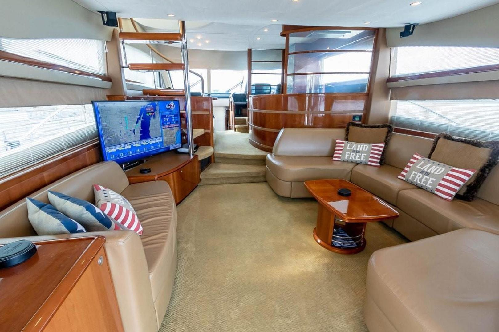 2006 Princess 67' 67 Flybridge GINA MARIE | Picture 8 of 51
