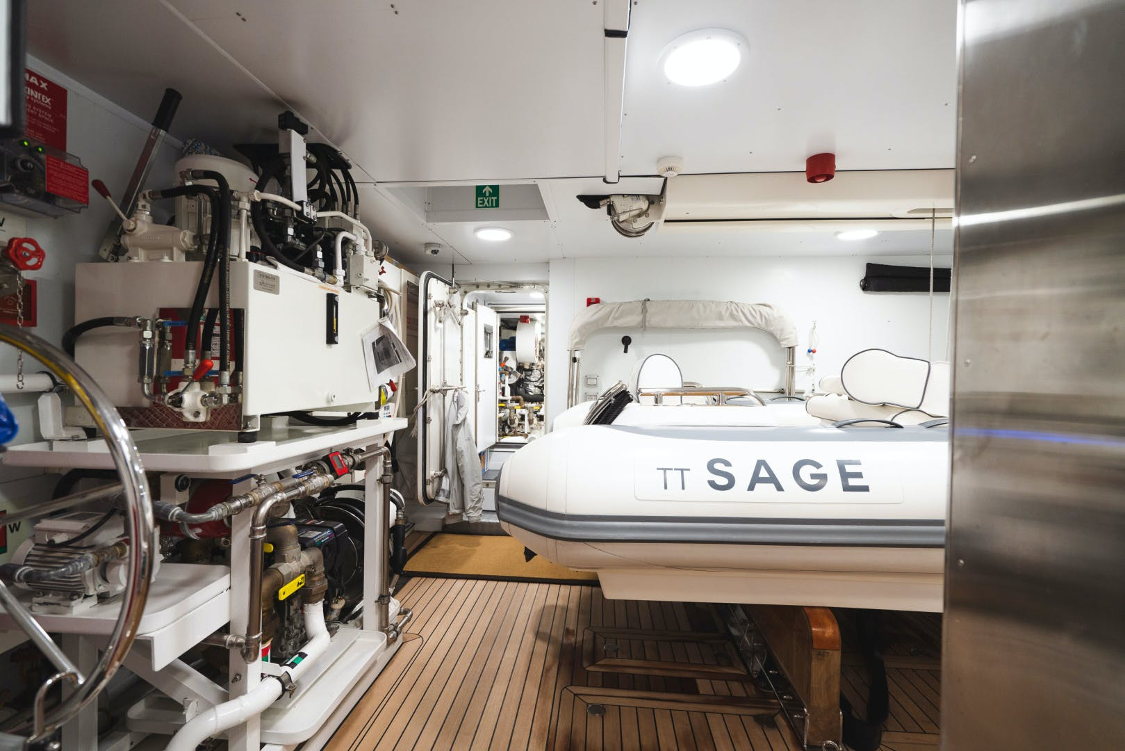 2017 Admiral 130'  SAGE | Picture 7 of 60