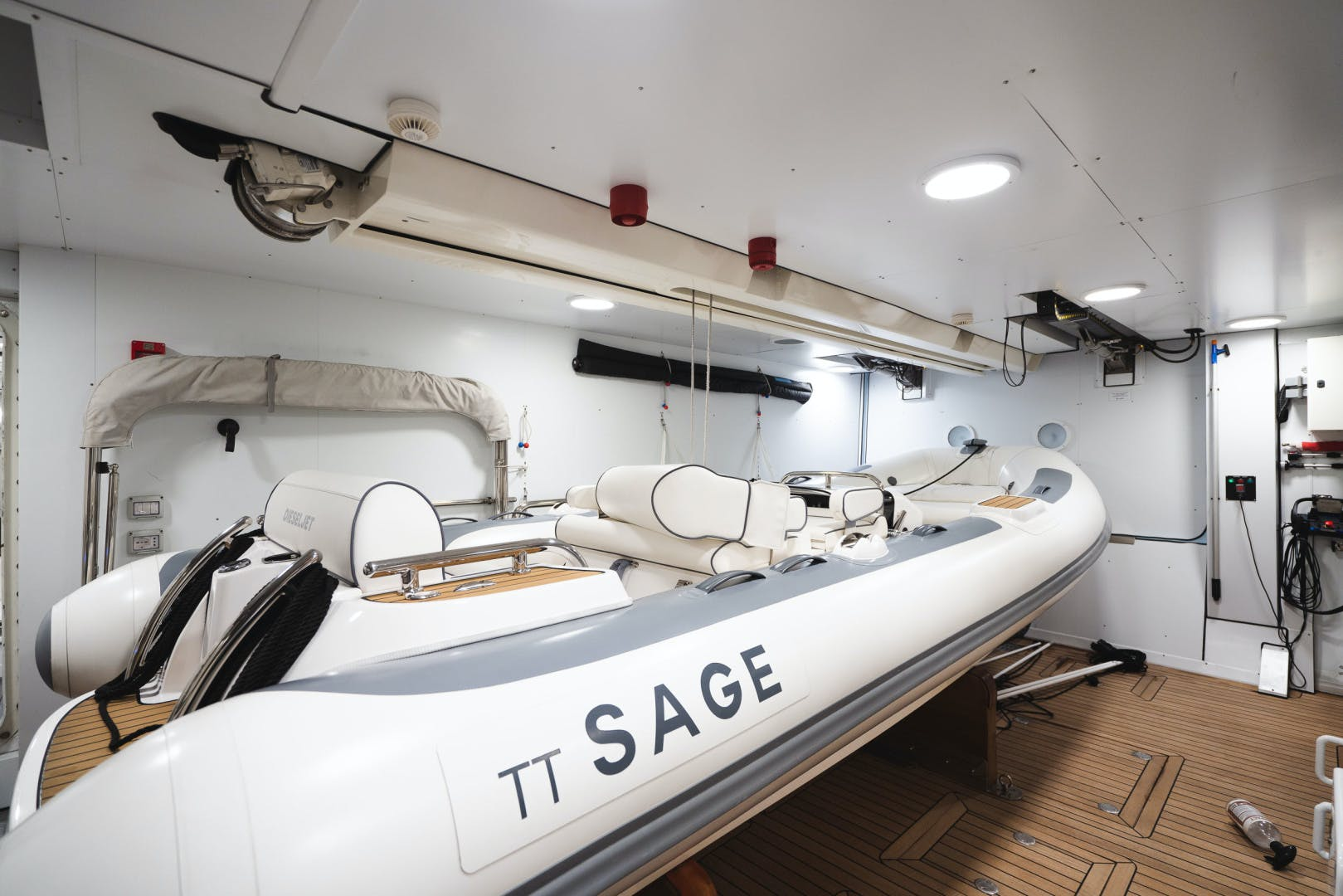 2017 Admiral 130'  SAGE | Picture 8 of 60