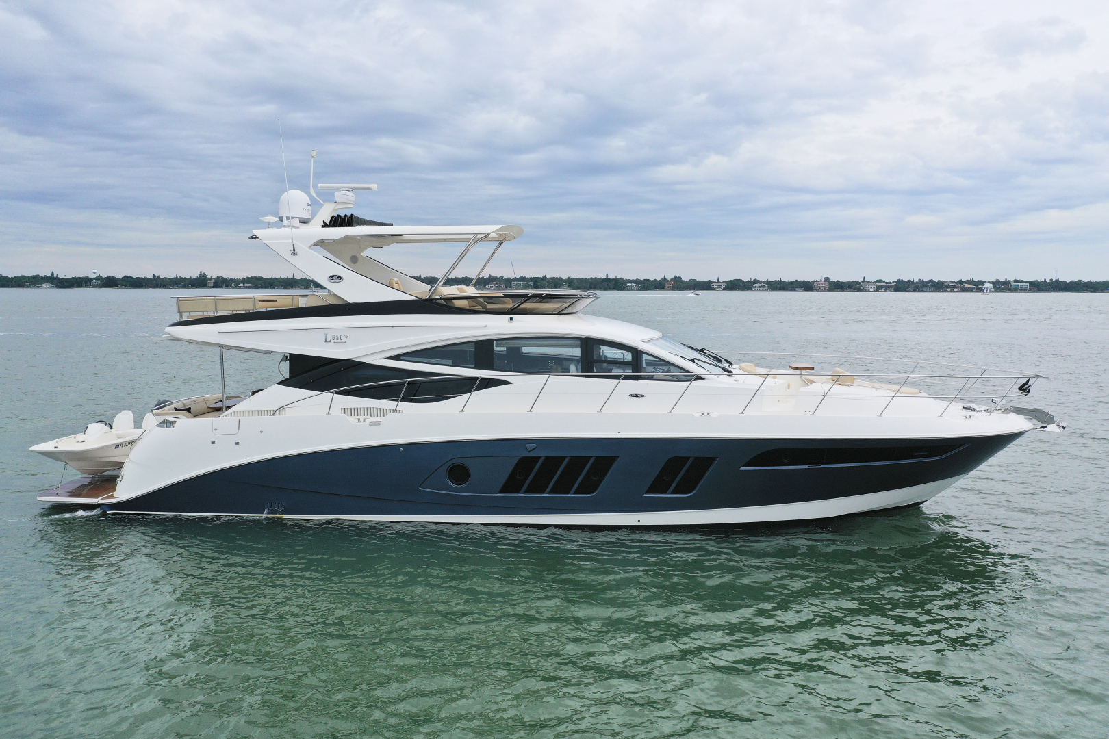 "2016 Sea Ray 65' L650 ""3x's the Charm"""