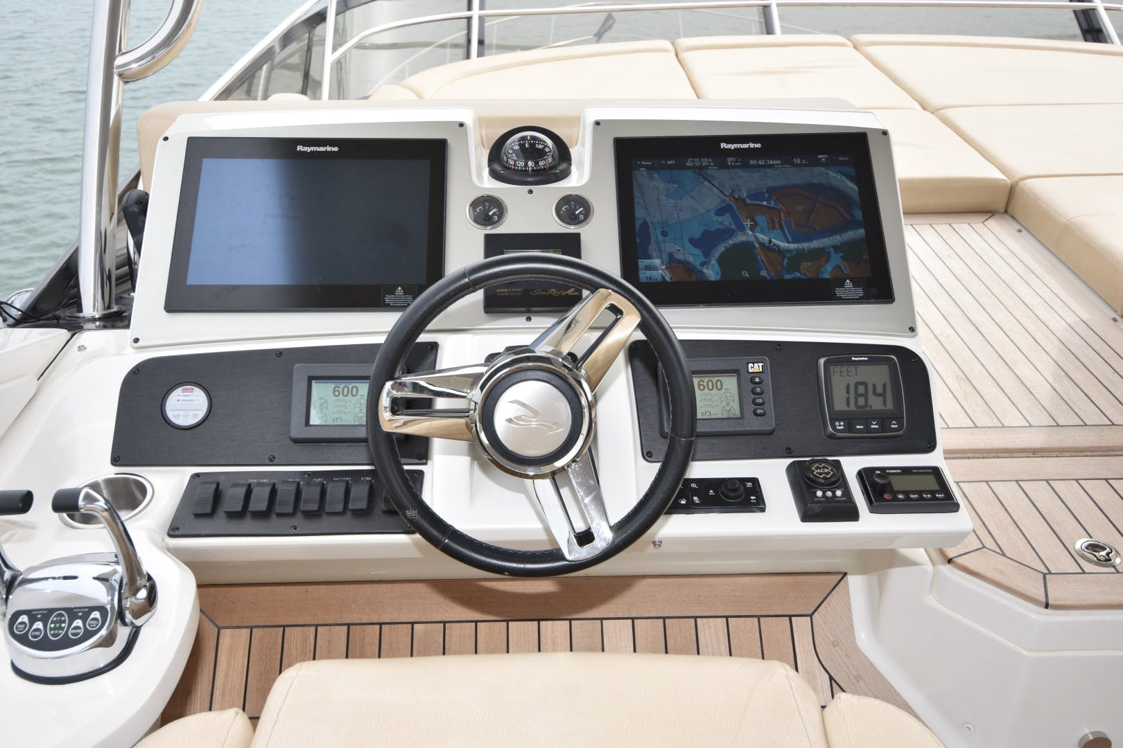 2016 Sea Ray 65' L650 3x's the Charm | Picture 1 of 97