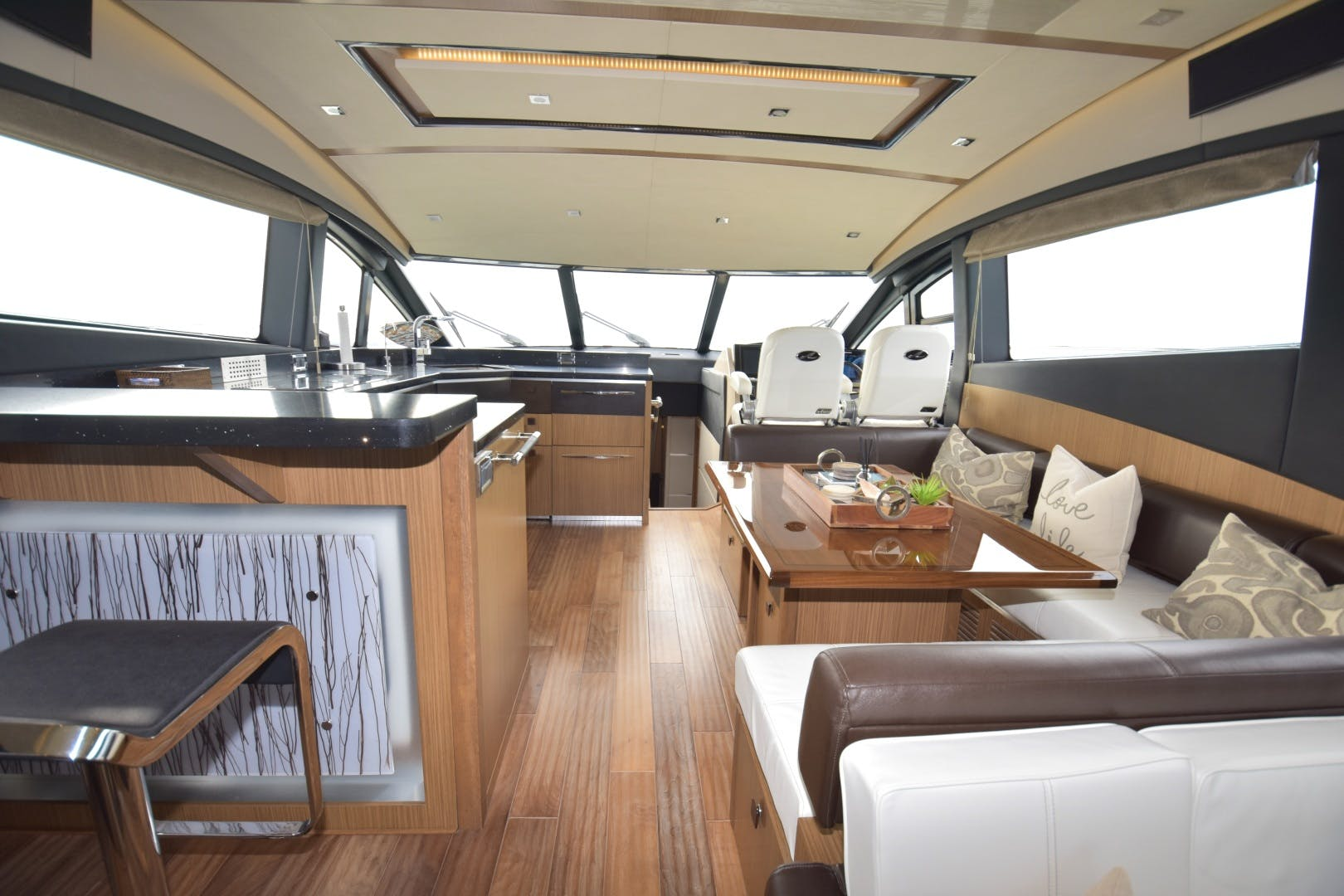 2016 Sea Ray 65' L650 3x's the Charm | Picture 3 of 97