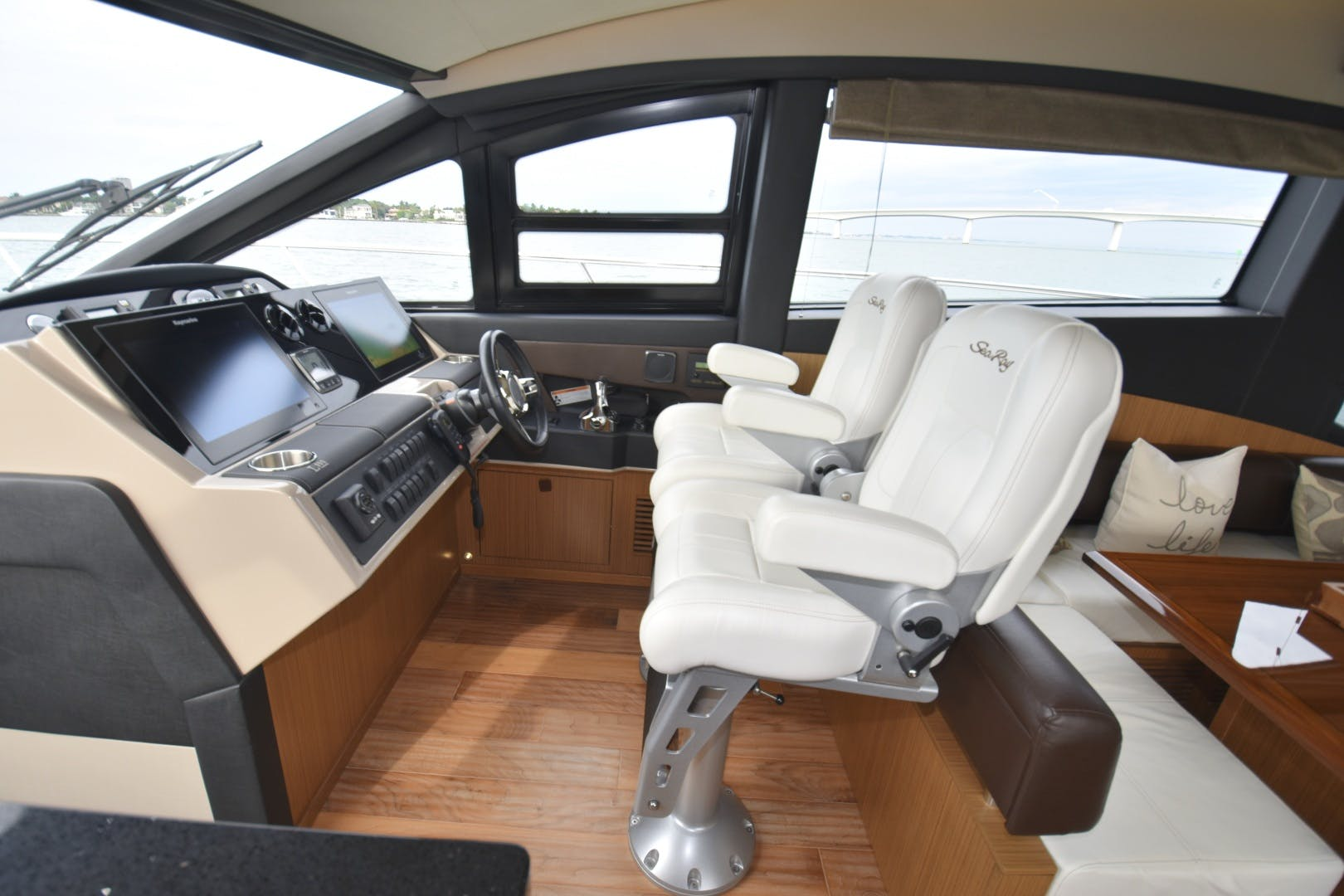 2016 Sea Ray 65' L650 3x's the Charm | Picture 6 of 97