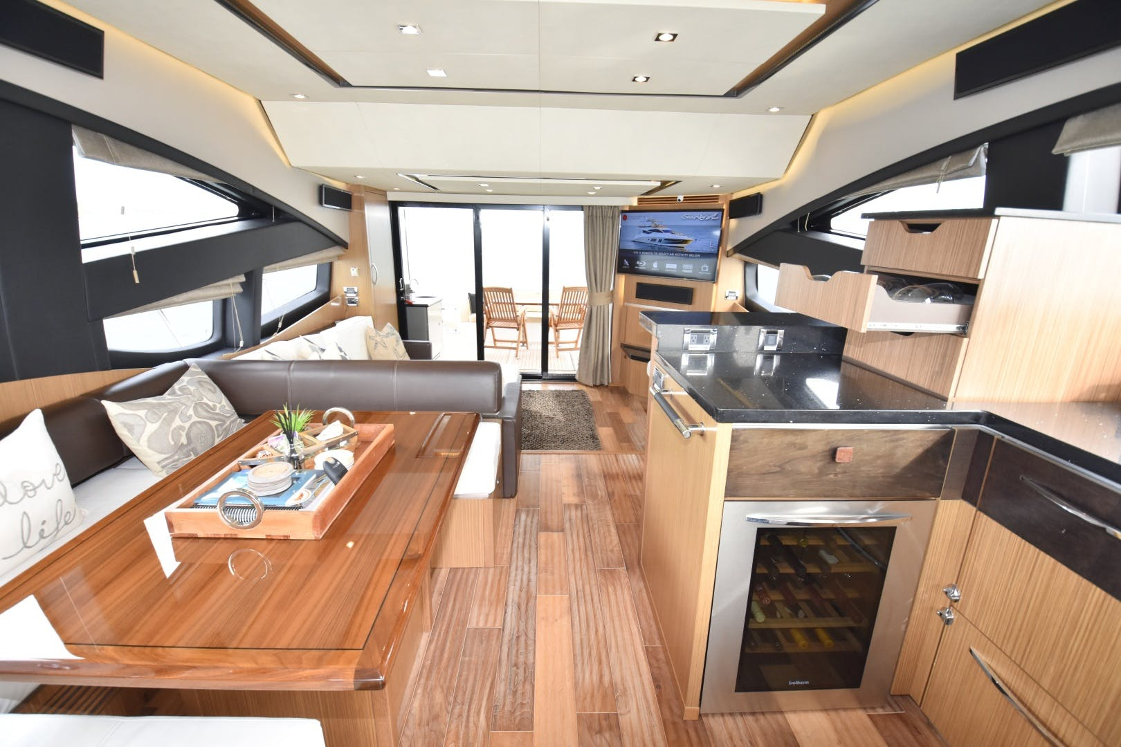 2016 Sea Ray 65' L650 3x's the Charm | Picture 7 of 97