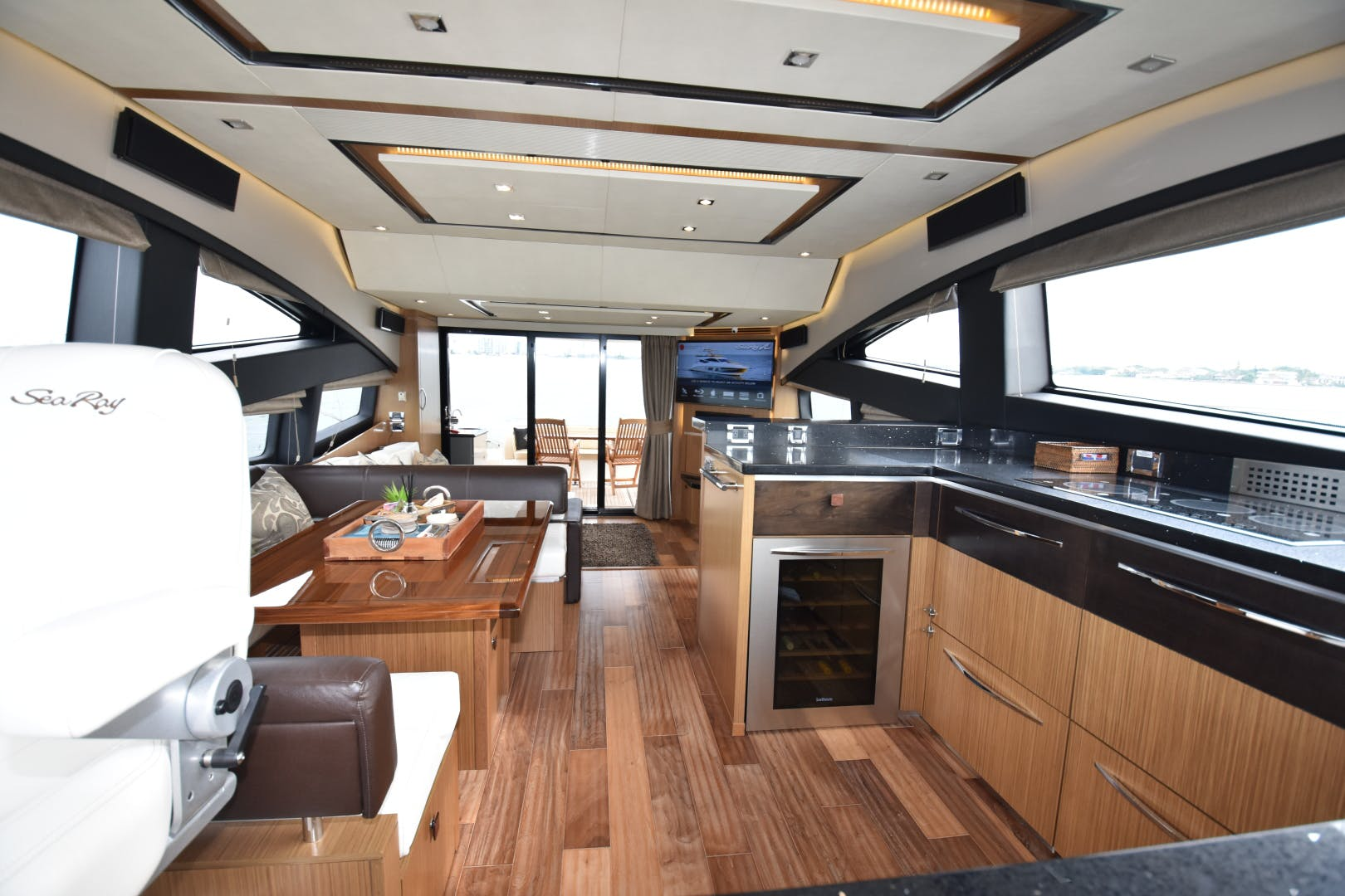 2016 Sea Ray 65' L650 3x's the Charm | Picture 5 of 97