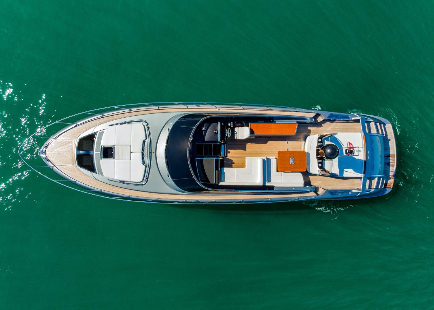 2019 Riva 56' Cruiser Danza Luna | Picture 2 of 60