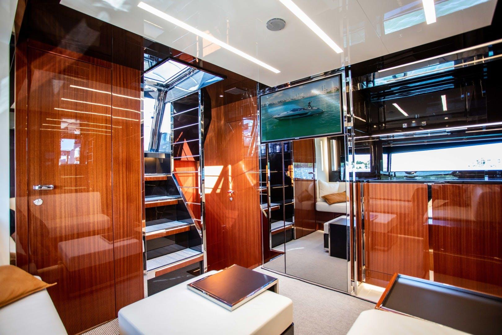 2019 Riva 56' Cruiser Danza Luna | Picture 1 of 60