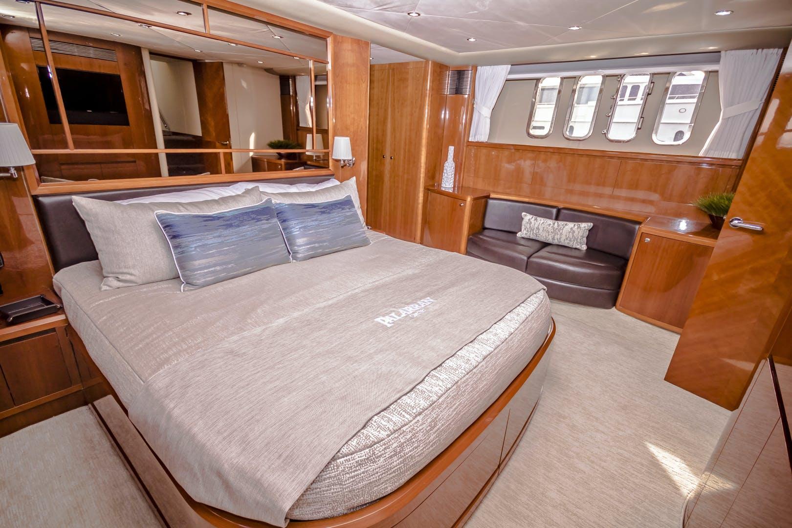 2007 Viking Princess 70' Viking Sport Cruiser Palarran   Picture 4 of 56