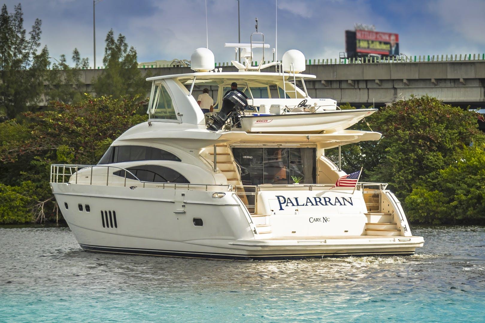 2007 Viking Princess 70' Viking Sport Cruiser Palarran   Picture 6 of 56