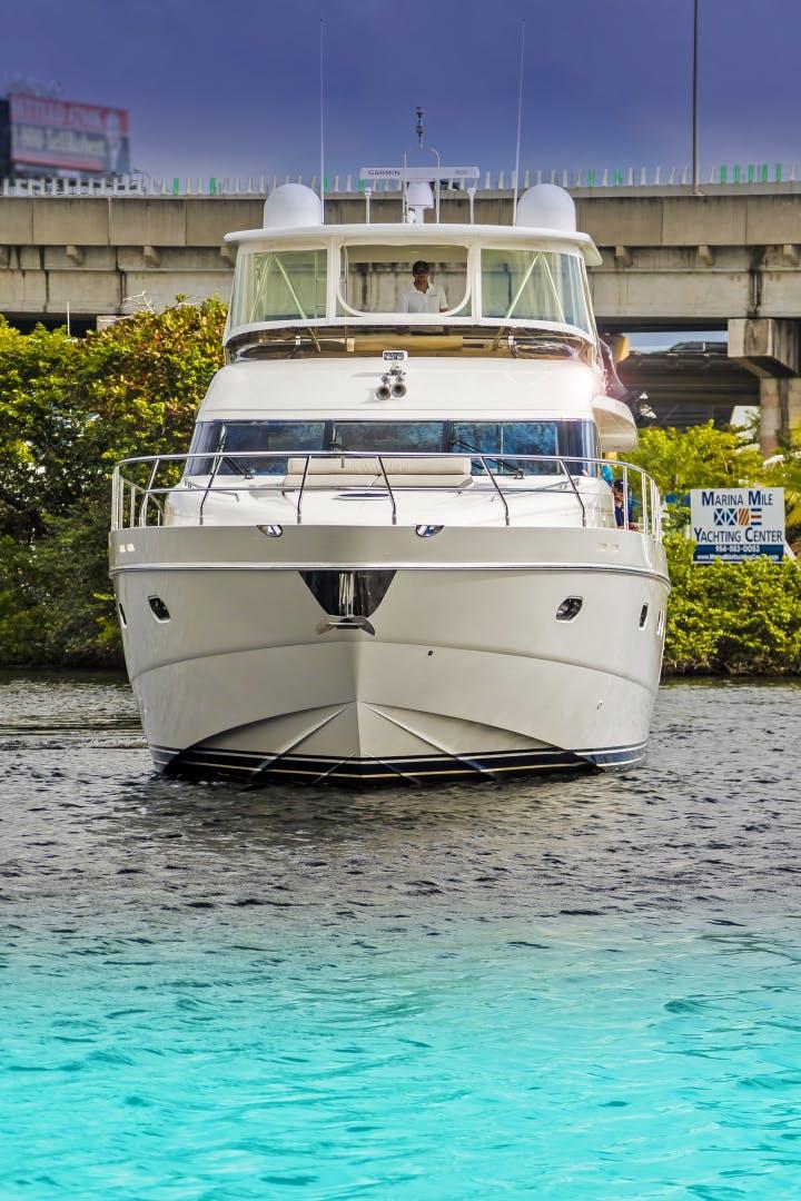 2007 Viking Princess 70' Viking Sport Cruiser Palarran   Picture 8 of 56