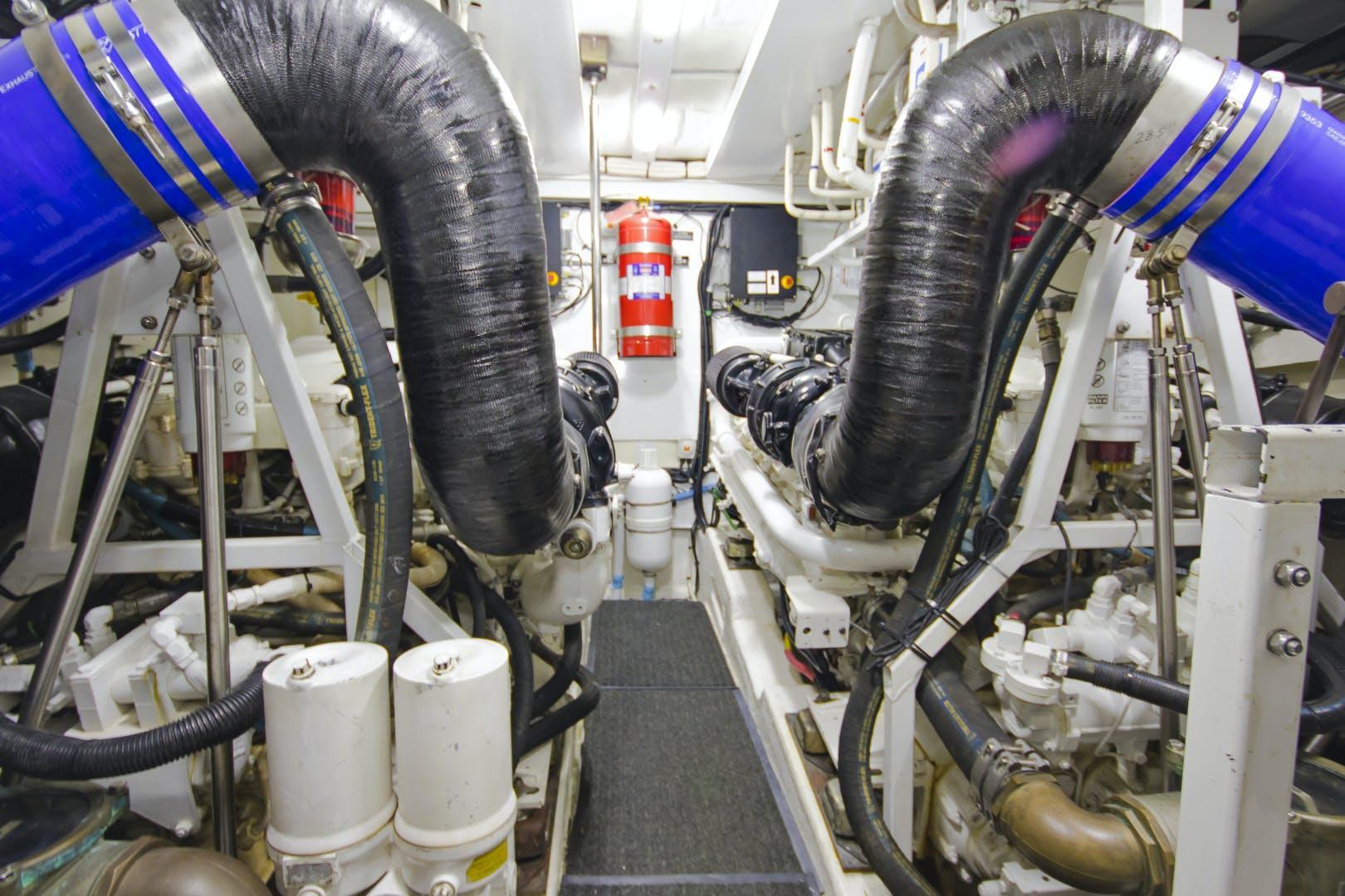 2007 Viking Princess 70' Viking Sport Cruiser Palarran   Picture 1 of 56