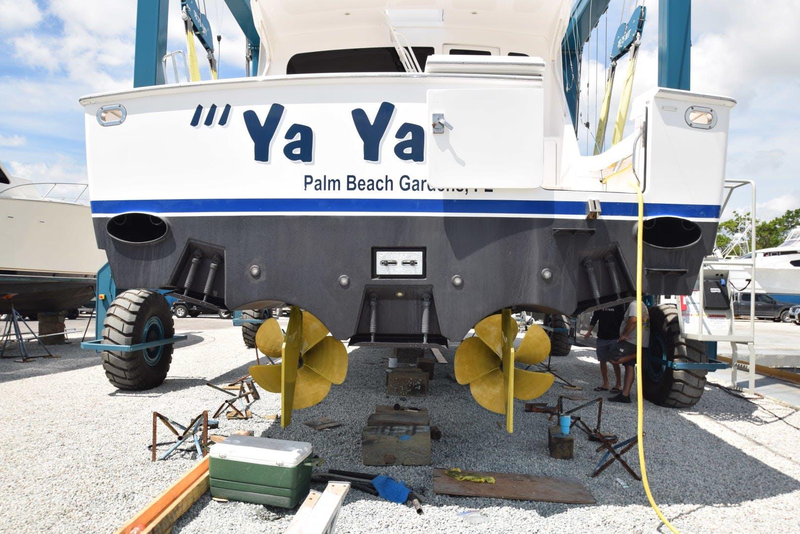 2005 Viking 61' 61 Enclosed Bridge Convertible Ya Ya Ya | Picture 5 of 63