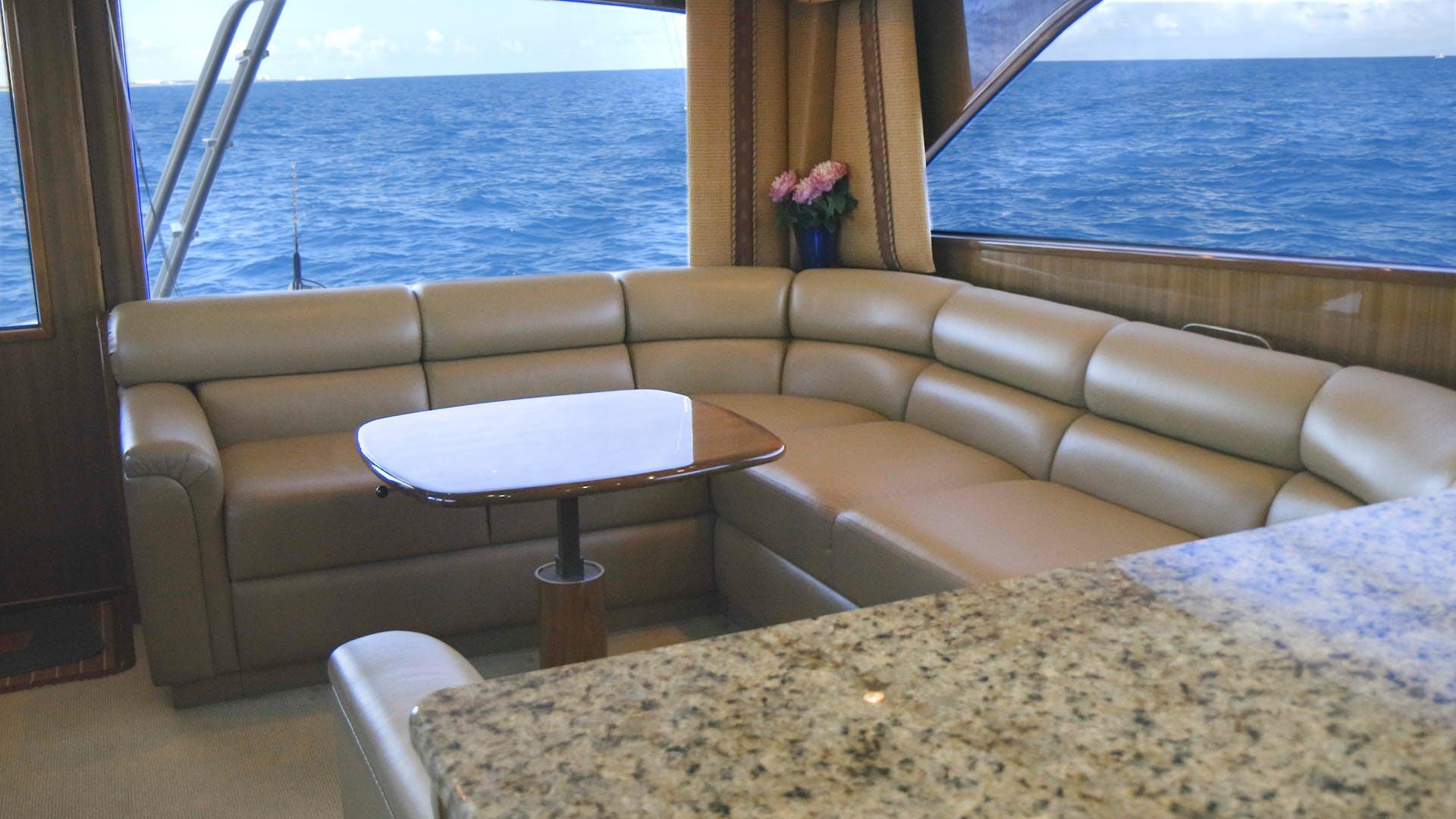 2005 Viking 61' 61 Enclosed Bridge Convertible Ya Ya Ya | Picture 2 of 63