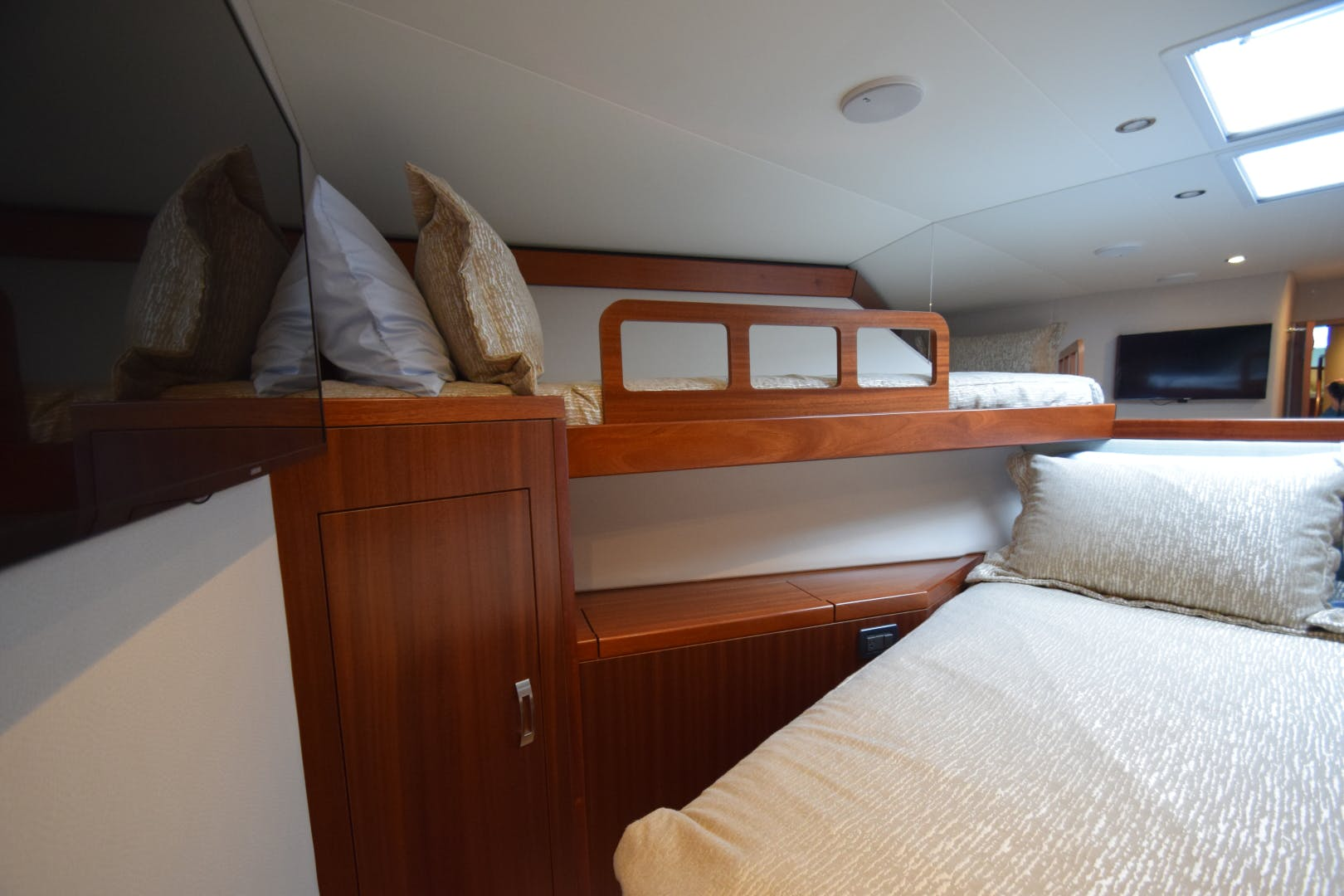 2016 Hatteras 63' 63GT  | Picture 1 of 84