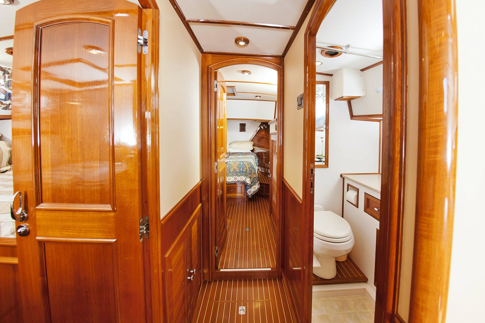 2006 Grand Banks 49' 49 Eastbay Paucity | Picture 5 of 61