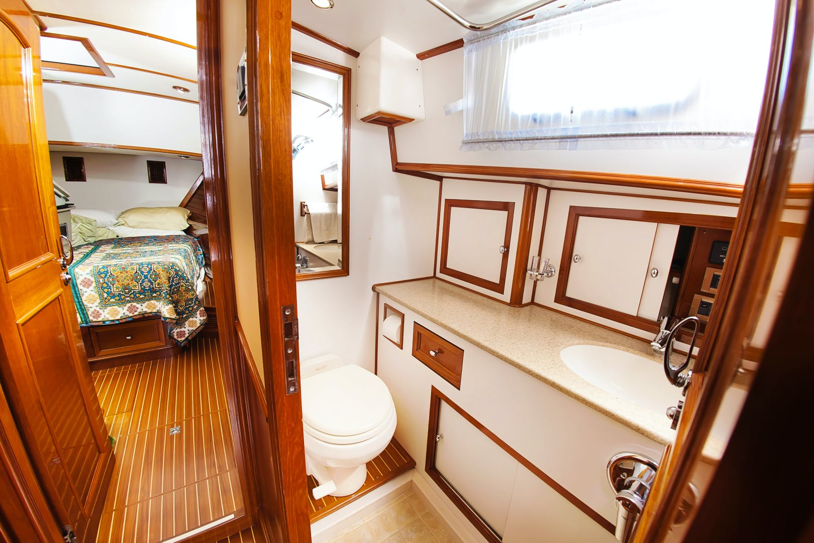 2006 Grand Banks 49' 49 Eastbay Paucity | Picture 4 of 61