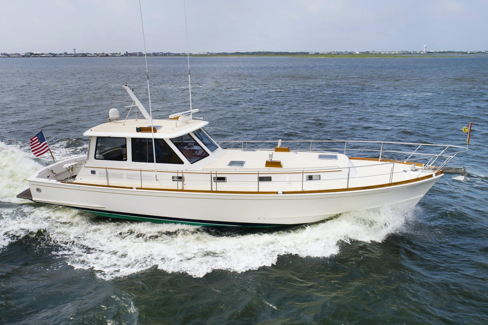 2006 Grand Banks 49' 49 Eastbay Paucity | Picture 2 of 61