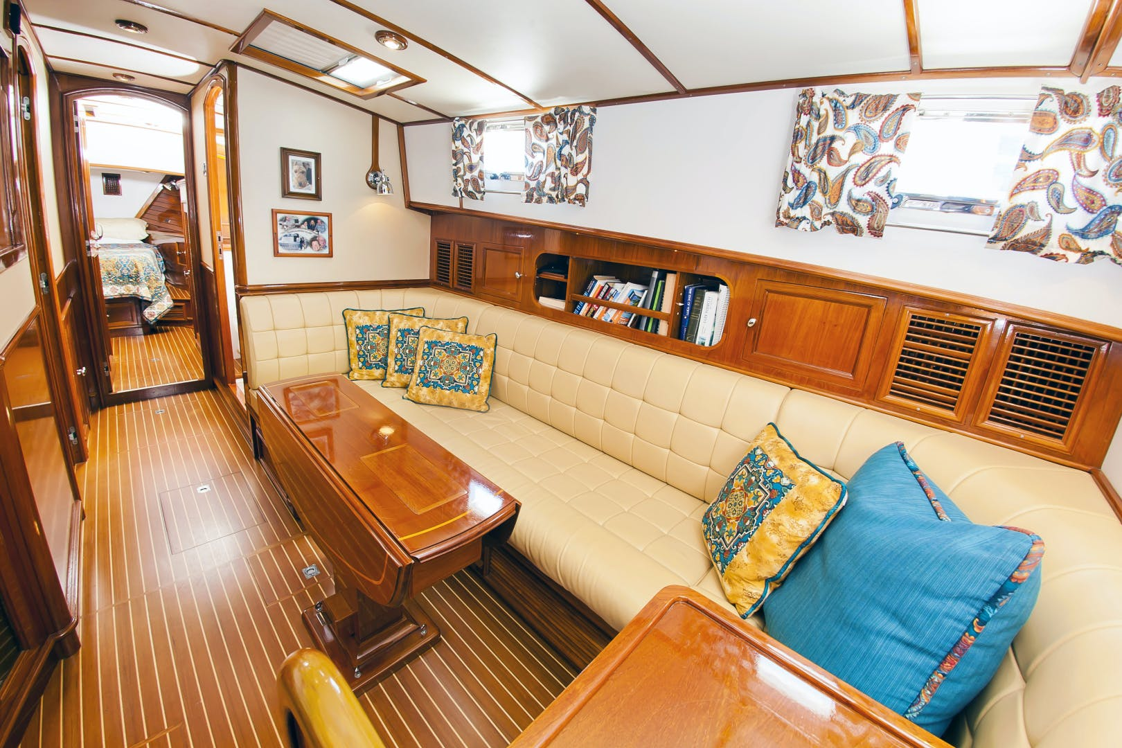 2006 Grand Banks 49' 49 Eastbay Paucity | Picture 1 of 61
