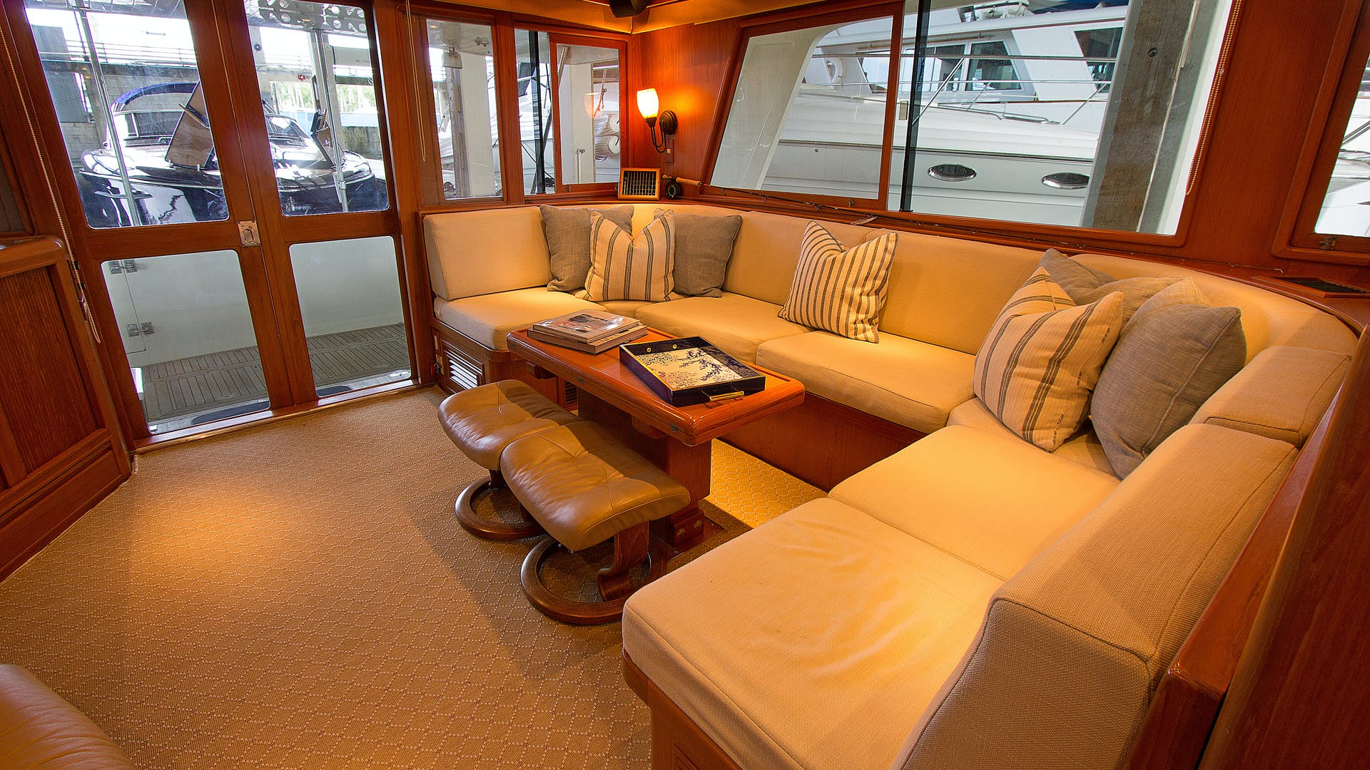 1999 Offshore Yachts 62' Pilothouse Elena Mae | Picture 7 of 21