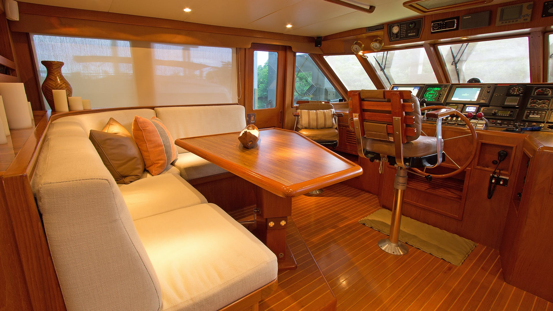 1999 Offshore Yachts 62' Pilothouse Elena Mae | Picture 3 of 21