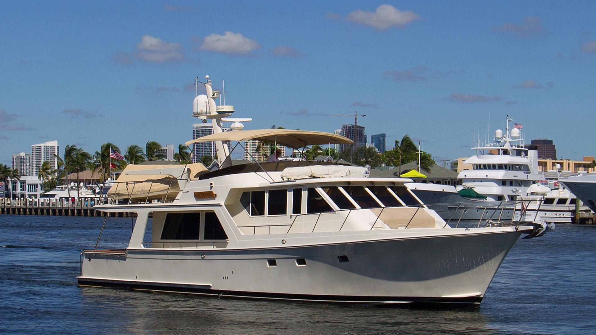 "1999 Offshore Yachts 62' Pilothouse ""Elena Mae"""