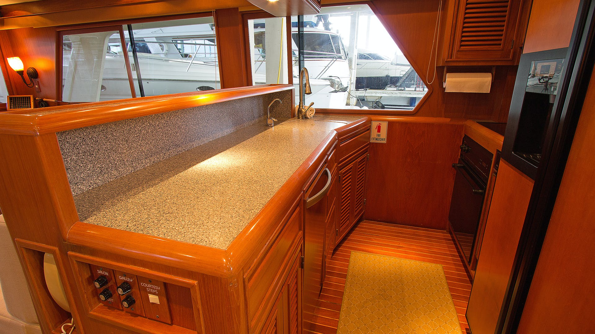 1999 Offshore Yachts 62' Pilothouse Elena Mae | Picture 2 of 21