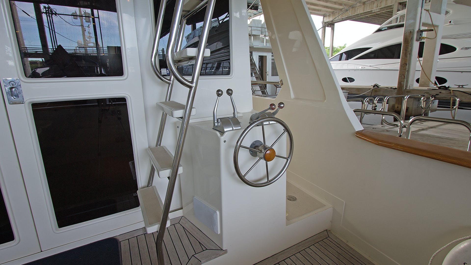 1999 Offshore Yachts 62' Pilothouse Elena Mae | Picture 4 of 21