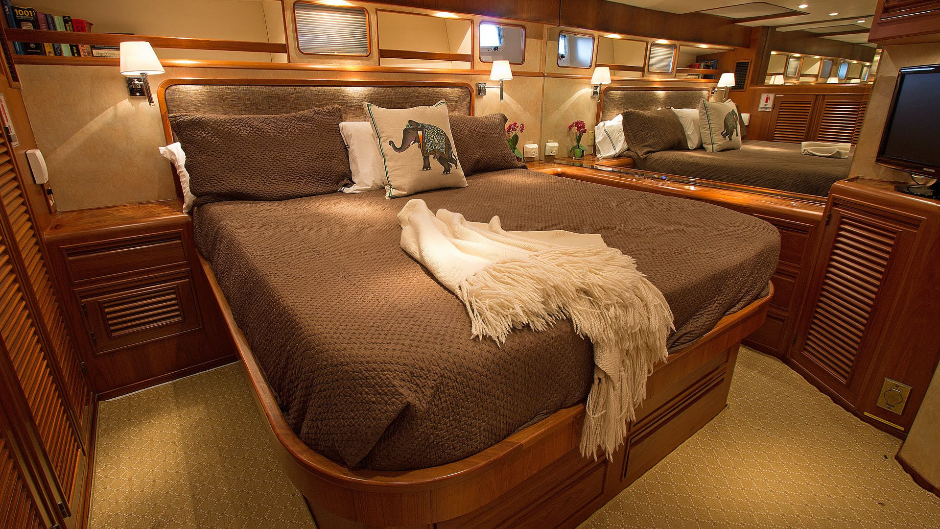1999 Offshore Yachts 62' Pilothouse Elena Mae | Picture 6 of 21