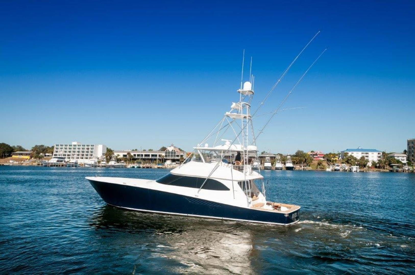 2011 Viking 70' 70 Convertible Reel Fire | Picture 1 of 75