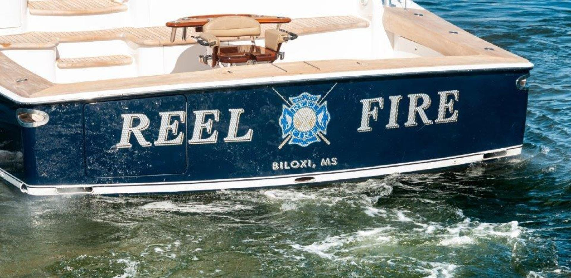 2011 Viking 70' 70 Convertible Reel Fire | Picture 3 of 75