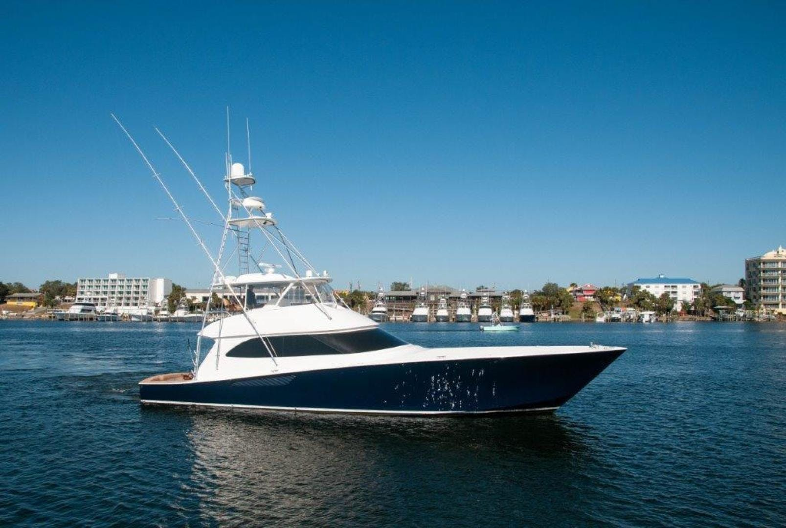 2011 Viking 70' 70 Convertible Reel Fire | Picture 7 of 75