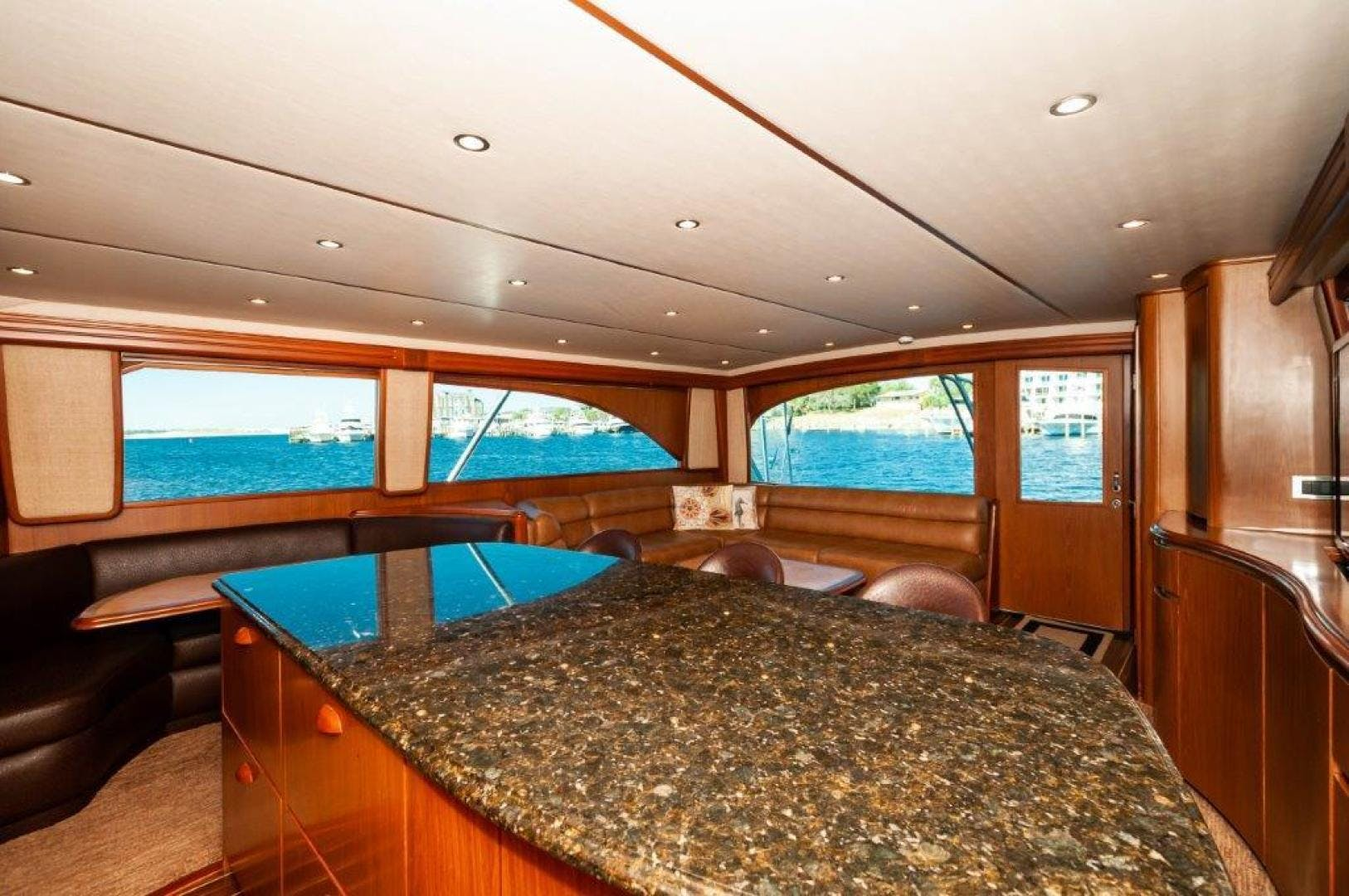 2011 Viking 70' 70 Convertible Reel Fire | Picture 6 of 75