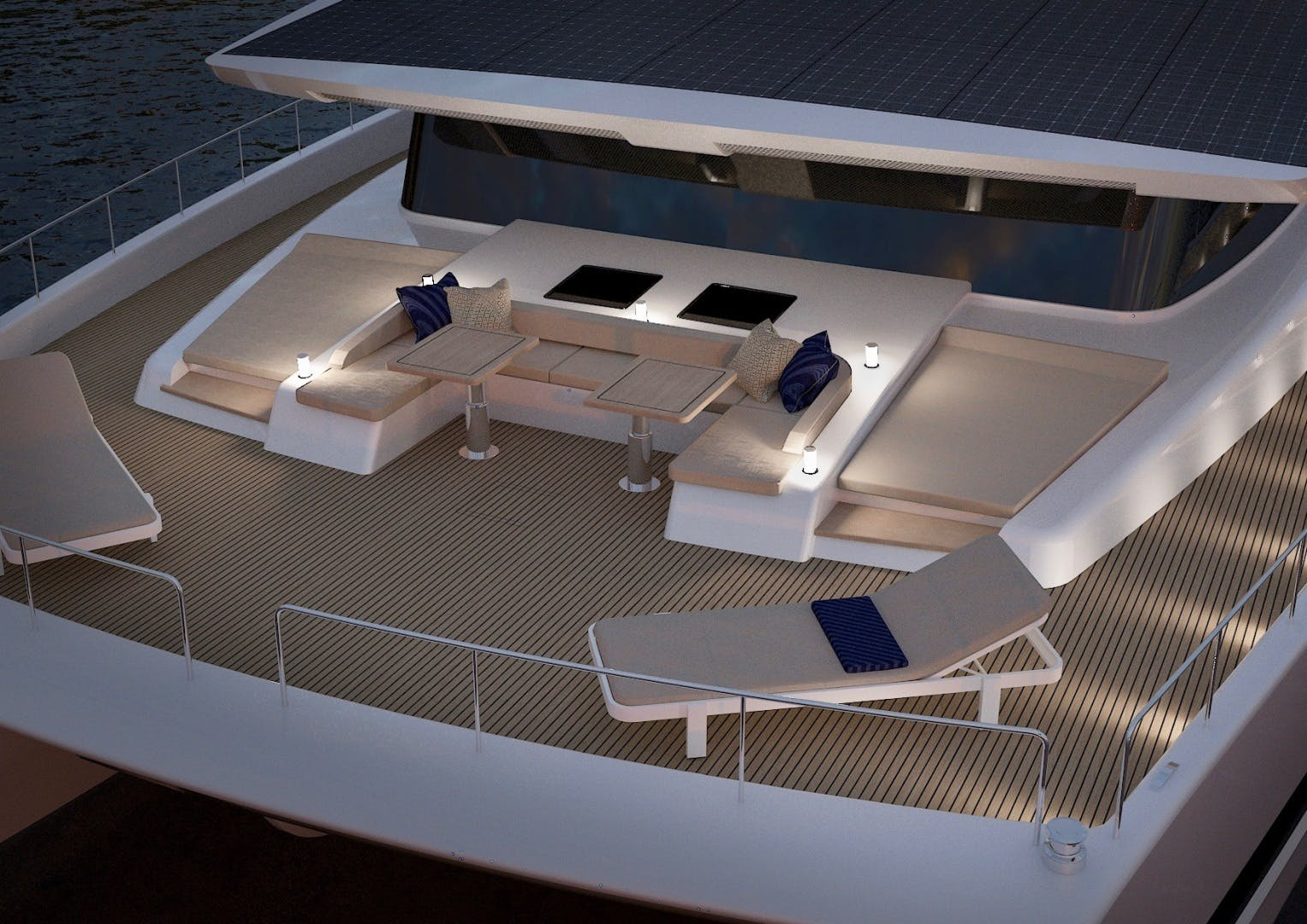 2020 Silent-Yachts 80' Silent 80  SILENT 80 | Picture 7 of 21