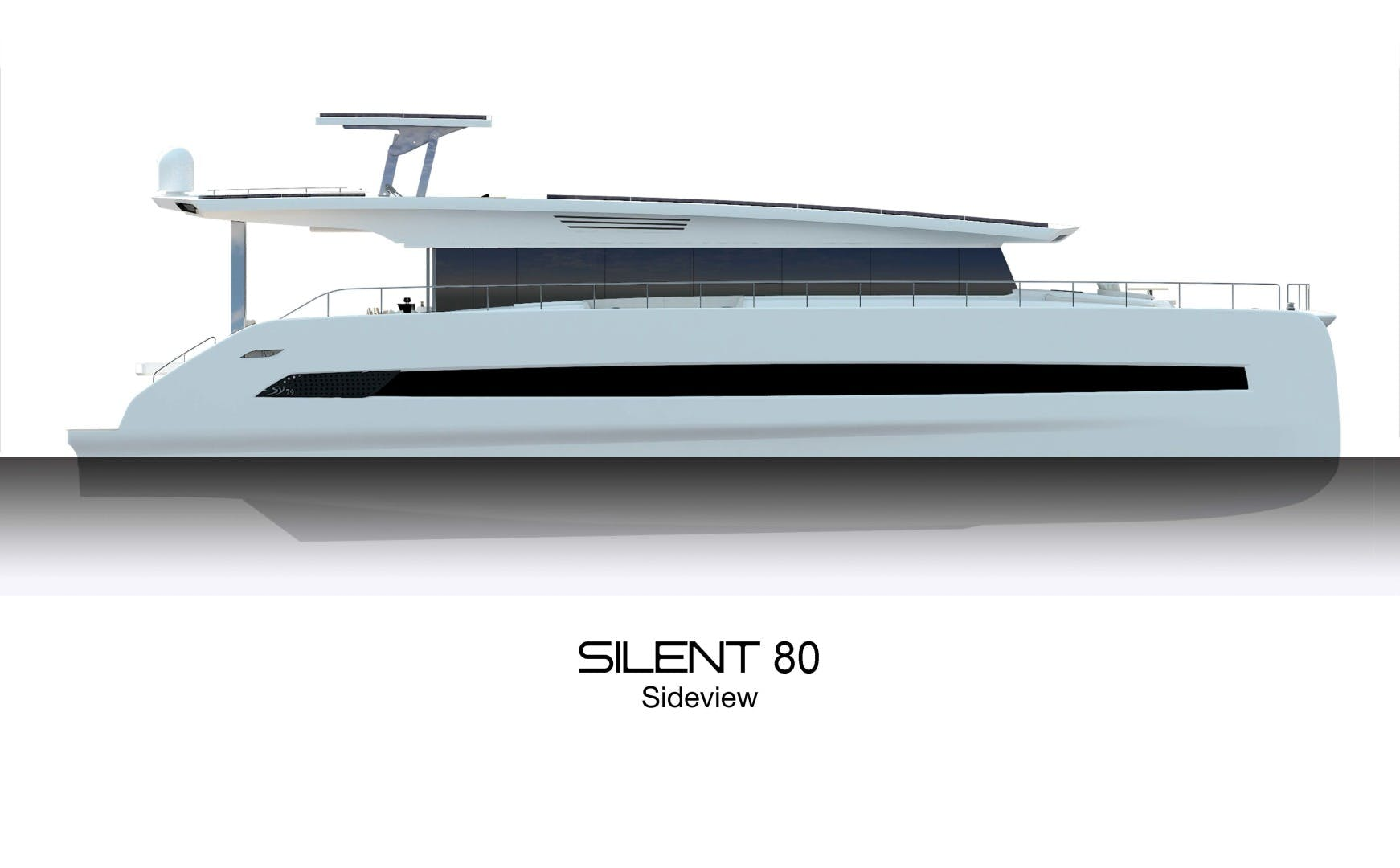 2020 Silent-Yachts 80' Silent 80  SILENT 80 | Picture 2 of 21