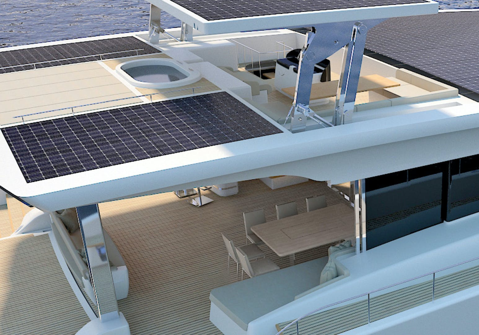 2020 Silent-Yachts 80' Silent 80  SILENT 80 | Picture 8 of 21