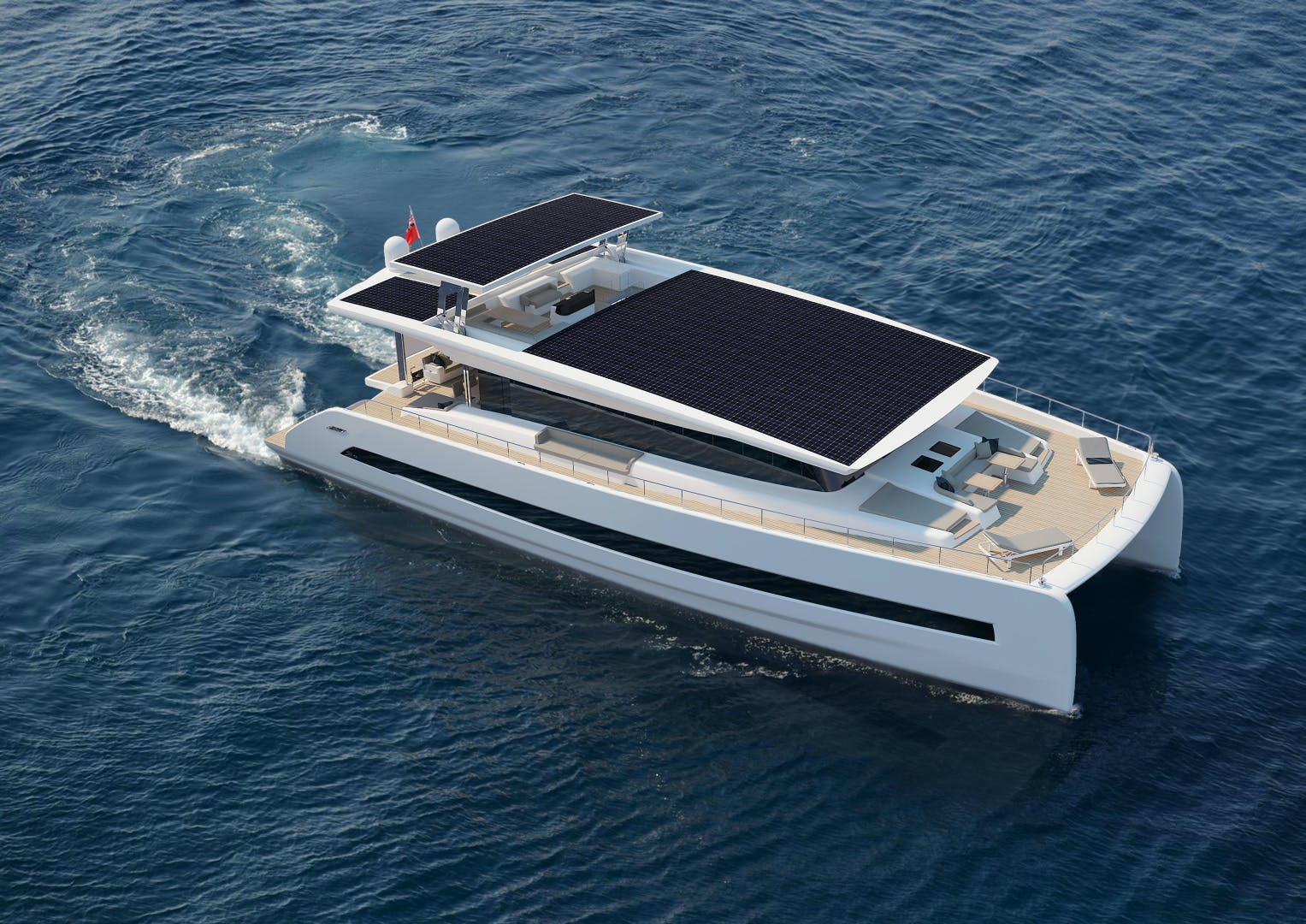 2020 Silent-Yachts 80' Silent 80  SILENT 80 | Picture 6 of 21