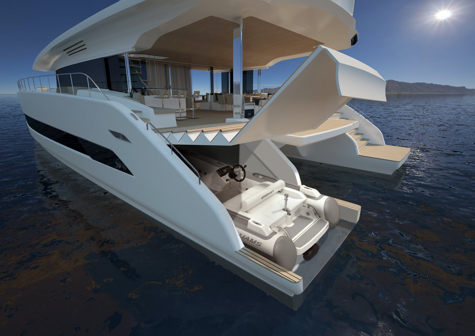 2020 Silent-Yachts 80' Silent 80  SILENT 80 | Picture 1 of 21