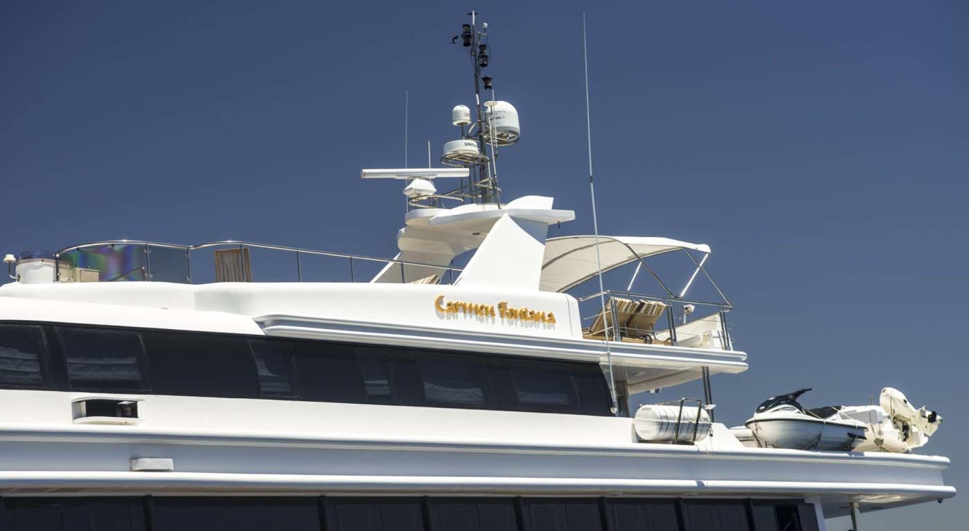 1992 Custom 140' Marine Industrial Technologies 140 Carmen Fontana | Picture 3 of 52