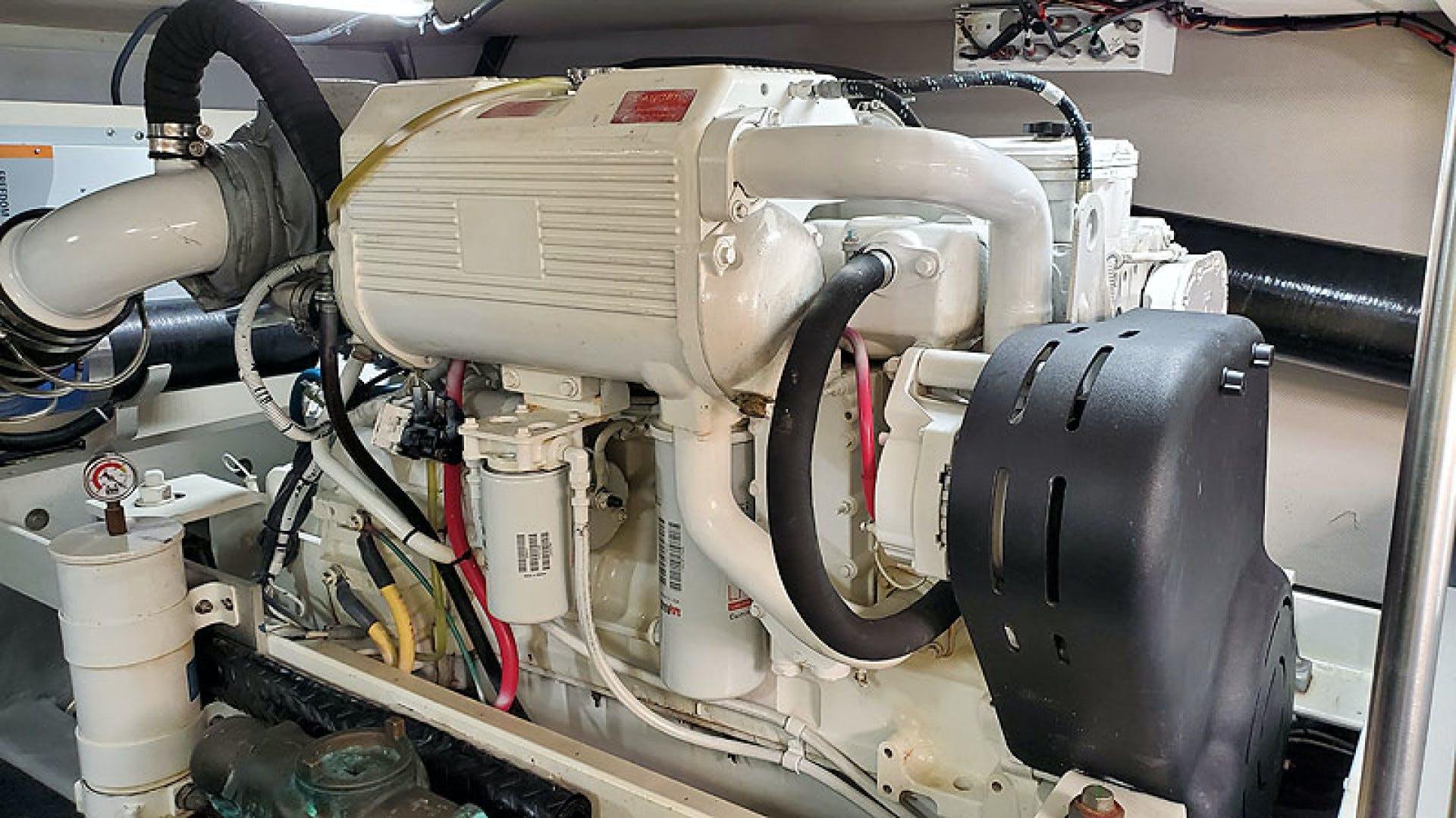 2006 Mainship 43' 430 Sedan Windy Cove II | Picture 6 of 59