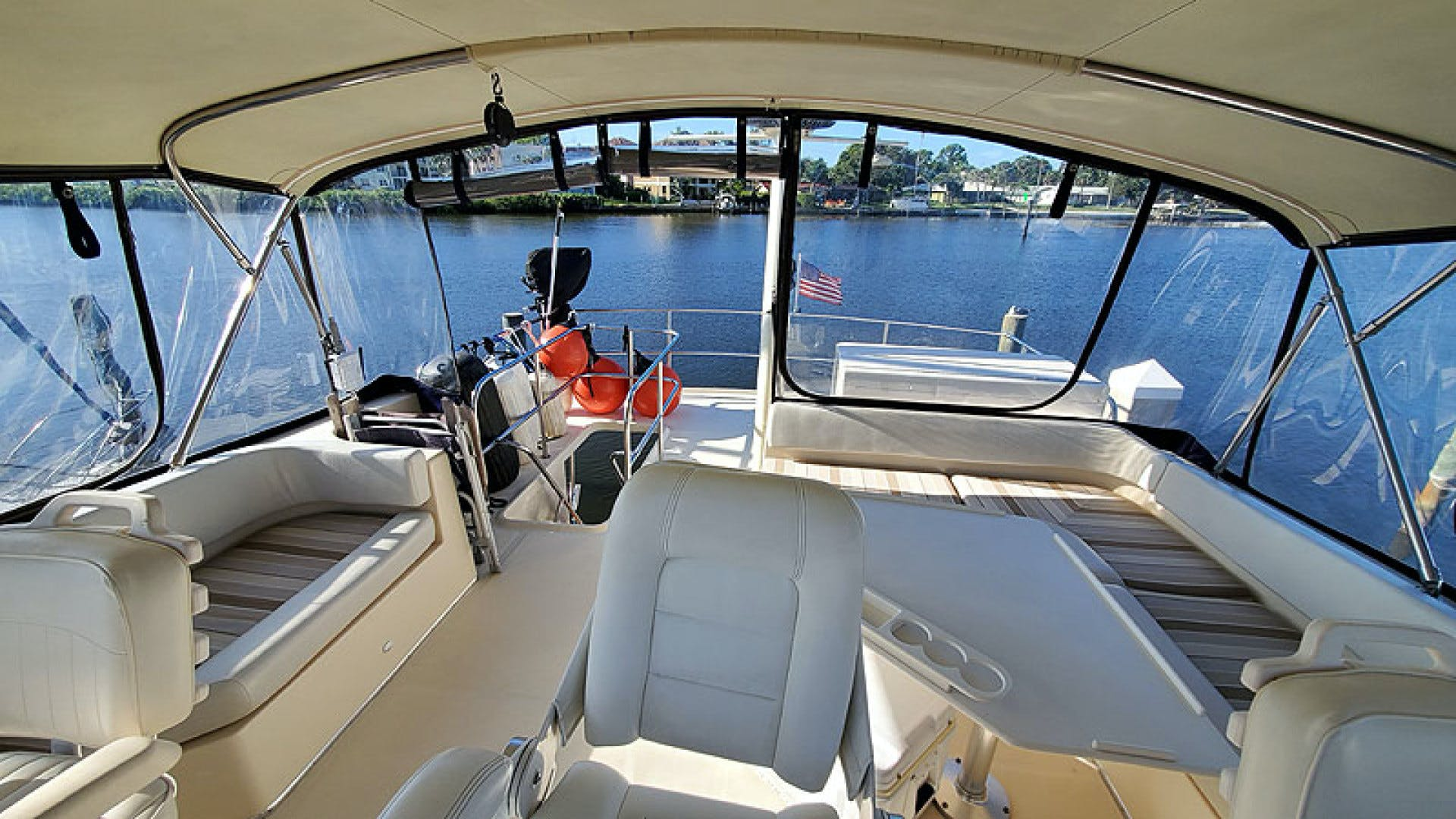 2006 Mainship 43' 430 Sedan Windy Cove II | Picture 8 of 59