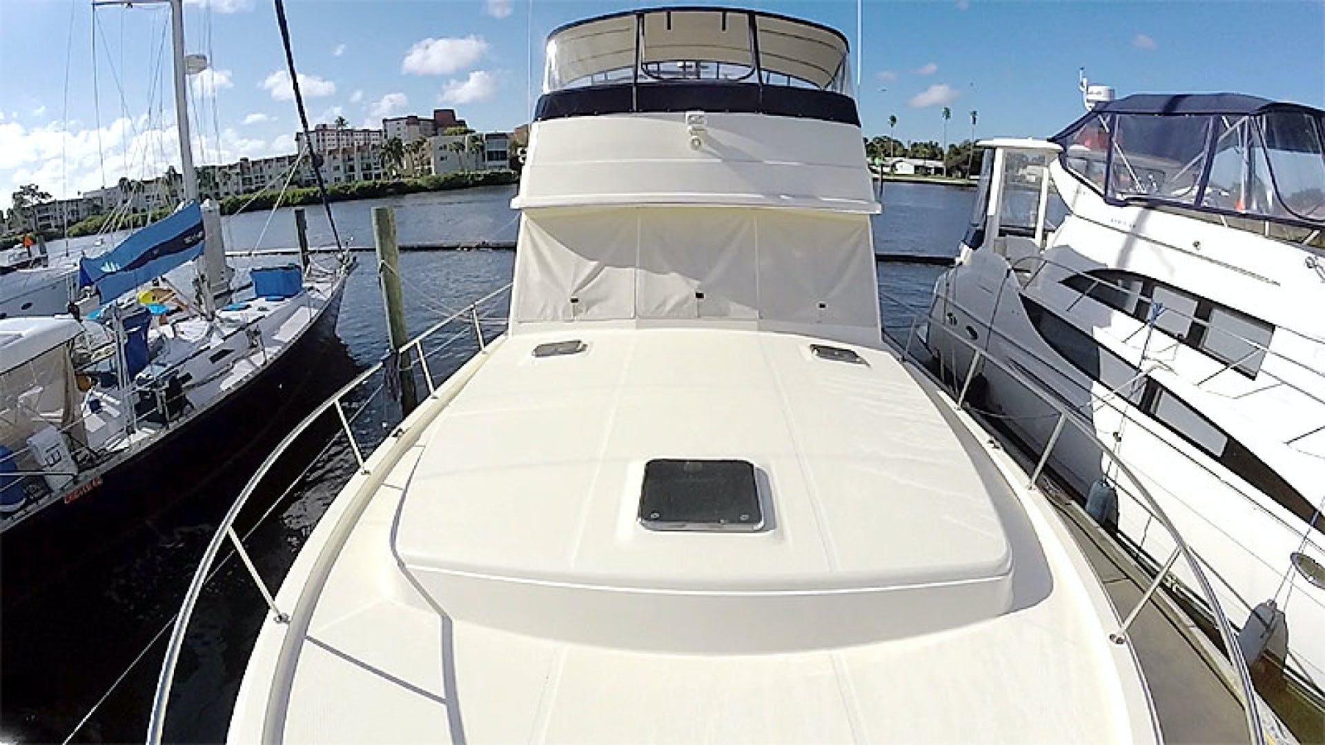 2006 Mainship 43' 430 Sedan Windy Cove II | Picture 4 of 59