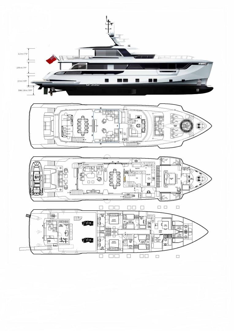 2022 Dynamiq 115'  G 350 | Picture 6 of 22