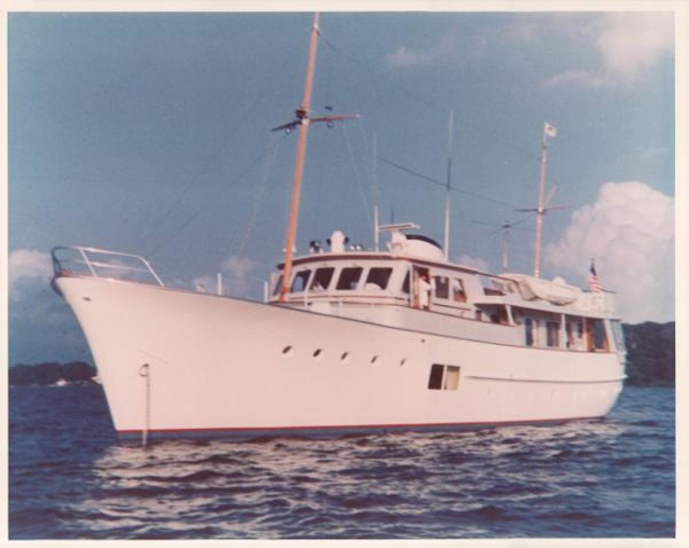 86' Feadship 1964  CITY